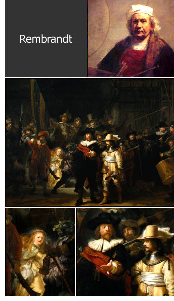 Rembrandt and the Nightwatch
