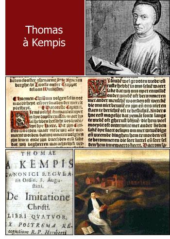 Thomas à Kempis : biography