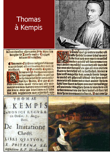 A biography of thomas haemerken